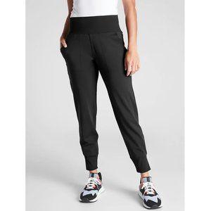 NWT Athleta Venice Jogger Pant Solid Black #597888